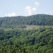 Altapass Ridge at the Orchard