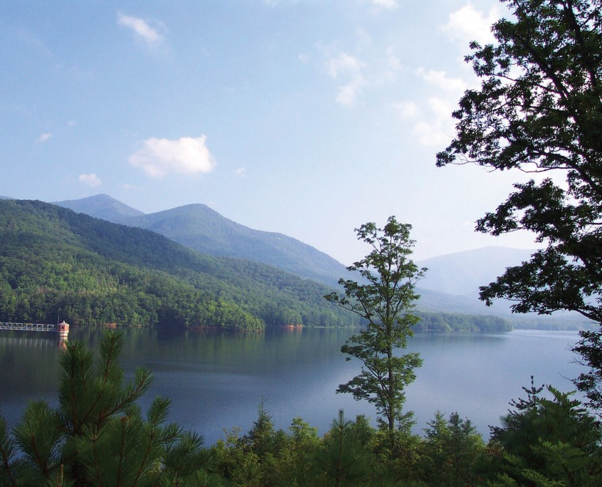 Asheville Watershed