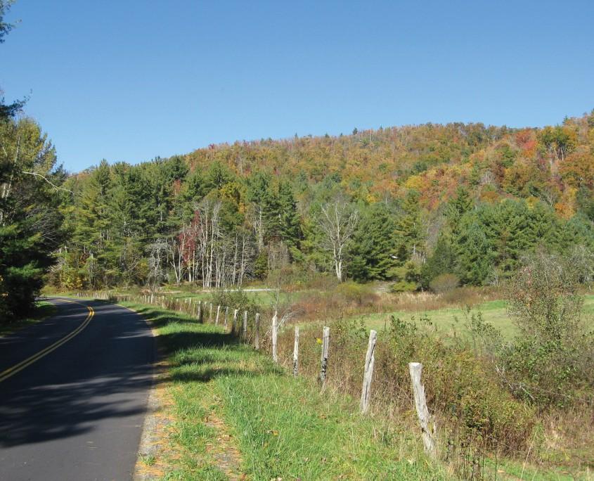 Camp Creek Mountain