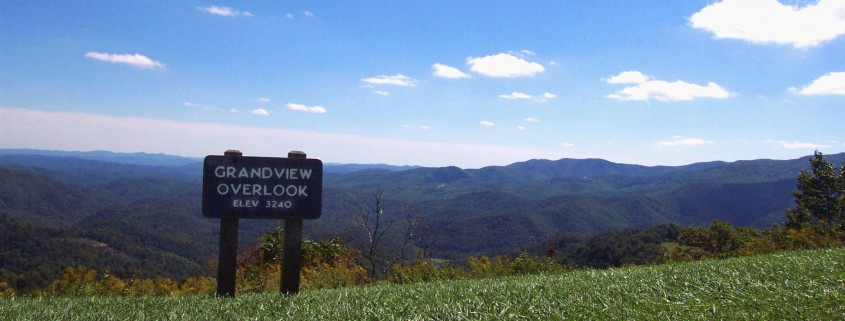 Overlook sign at Grandview -cropped