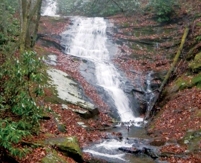 Waterfalls Creek