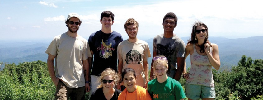 Youth Conservation Corp 2015